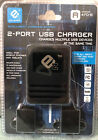2+Port+USB+Charger+EZ+Collection+Intelligent+Charging+System+4+FD-B+NEW+Sealed