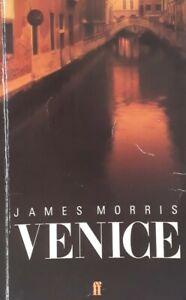 James Morris-Venice Paperback Book.1960/1986 Faber And Faber 0571180671.