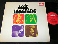 SOFT MACHINE same / German LP 1973 METRONOME 2001 BYG RECORDS 200.137