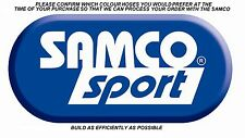 Samco Sport Kit de la manguera de turbo de silicona-se adapta a MG Rover Montego & Maestro Turbo