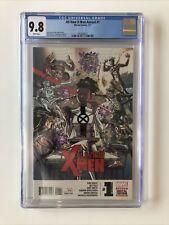 All-New X-Men Annual #1 CGC 9.8 - 2017