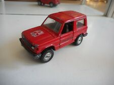 Yonezawa Toys Diapet Mitsubishi Pajero in Red on 1:40