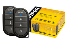 VIPER 4105V Car Remote Starter w/ Keyless Entry Remote Start 1/4 Mile Range
