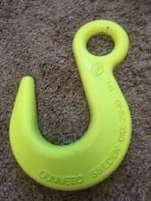 """Gunnebo 1"""" OKE-26-10 Grade 100 Eye Foundry Hook - 59700 lbs"""
