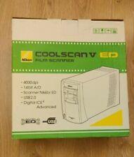 Nikon CoolScan V ED Photo, Slide & Film Scanner