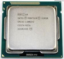 Intel Pentium Dual-Core G2030 3.00GHz Processor CPU SOCKET LGA1155 SR163