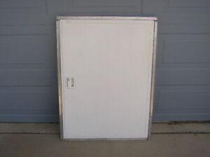 RV Trailer Tiny Houser Van Cargo Bay Access Hatch Door W/ Frame  46x34.75