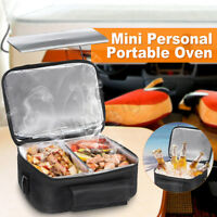 12V Portable CAR Electric Oven Hot Food Picnic Camping Dinner Tote Heating Bag