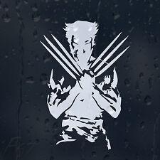 Wolverine Logan X-Man Coche Decal Pegatina De Vinilo Para Panel o Ventana O Parachoques