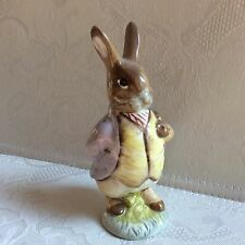 ROYAL ALBERT... MR. BENJAMIN  BUNNYKINS... BEATRICE POTTER... MINT