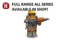 Lego minifigures space miner series 12 (71007) unopened new factory sealed