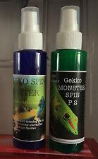 Tischtennis Belag Reiniger  Monster Spin  Pro  mit  Gecko Effekt