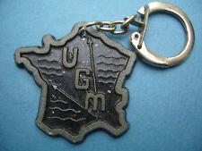 Porte clés - Keychain - Portachiavi - UGM France Fabricant Porte-clés Marseille