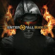 ENTER AND FALL Breaking out EP CD Digipack 2015 LTD.500