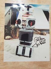 Bob May signed photo Lost in Space