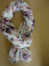 Scarf Floral NEXT Scarves & Shawls for Women