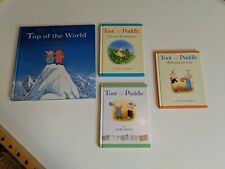 Set Of 4 Toot & Puddle Books