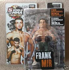 Round 5 UFC World of Champions  FRANK MIR  Series 3
