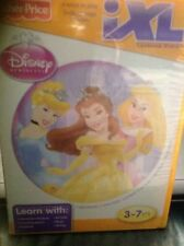 Fisher price Disney princess  is ixl learning system