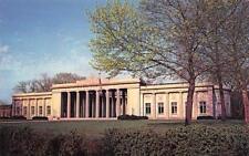 NILES, OH Ohio  MCKINLEY NATIONAL MEMORIAL  Trumbull Co  c1950's Chrome Postcard