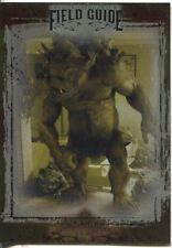 The Spiderwick Chronicles Unreleased Field Guide Chase Card SC-4