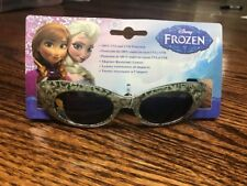 Girls Kids Disney Frozen Elsa Sunglasses 100% UVA And UVB Protection  01