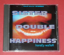 Sister Double Happiness - Horsey water -- CD / Indie