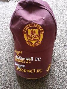 Motherwell FC Adjustable Baseball Cap