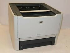 HP LASERJET P2015D LASER PRINTER 32MB UNDER 40K PAGES PRINTED WITH TONER