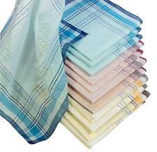 6 mouchoirs - 40 x 40 cm - 100% coton - Mha