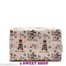 Japan ~ Harajuku Tokyo Cute Kawaii Minnie Mouse Cosmetic Pencil Bag -2