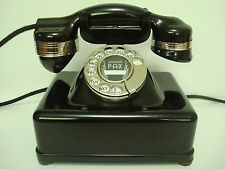Antique Electric Monophone Telephone #2  Beautiful Works. AE#2