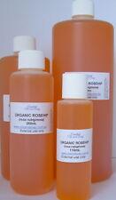 Organic Rosehip oil - 110mL - 100% Pure oil - BEST VALUE ON E-BAY