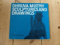 DHRUVA MISTRY SCULPTURES AND DRAWINGS - Art Exhibition Catalogue 1985