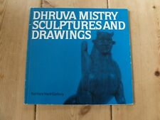 More details for dhruva mistry sculptures and drawings - art exhibition catalogue 1985