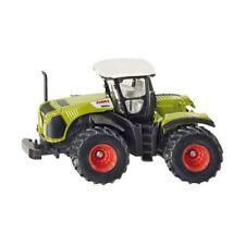 Tracteurs miniatures SIKU en métal blanc