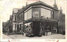 More details for south woodford. george j.young shop. george lane & pulteney road. plumbers &c.