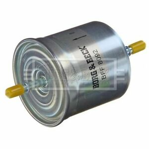 For Volvo S80 MK1 2.4 T Genuine Borg & Beck Engine In-Line Fuel Filter