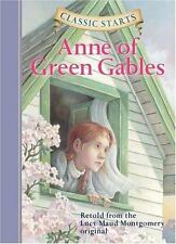 Classic Starts(tm) Anne of Green Gables (Hardback or Cased Book)