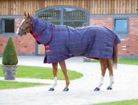 Shires Tempest Plus 200G 1200D Full Neck Combo Horse Stable Rug