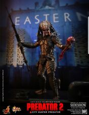 Hot Toys City Hunter Predator 1/6 scale figure Sideshow Collectibles Predator 2