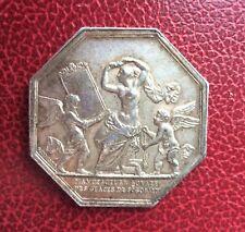 France  - Très Joli Jeton de la Manufacture Royale des Glaces de St Gobain 1830