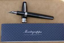 Superbe stylo plume MONTEGRAPPA Fortuna noir