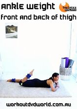 Ankle Weight DVD - Barlates Body Blitz ANKLE WEIGHT FRONT AND BACK OF THIGHS!
