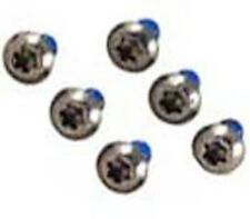 Stainless Steel Disc Brake Rotor Bolts x 6 Torx 25 Star MTB Bicycle Bike T25