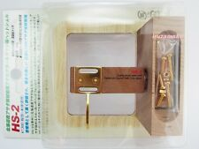 Official Yamamoto sound craft Asada cherry tree made head shell HS-2 /From Japan