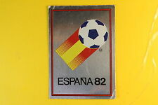 ESPANA 82 PANINI NEW FIGURINA STICKER N° 2 SCUDETTO BADGE WORLD CUP [F478]