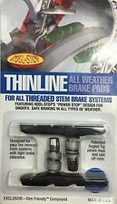"Kool stop zapatas de freno ""Thinline"" V-Brake, compound negro"
