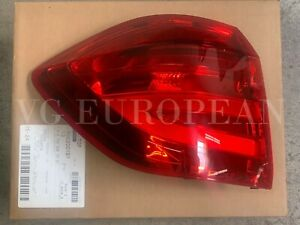 Mercedes-Benz GL-Class Genuine Outer Tail Light, Rear Lamp GL550 GL450 G350 NEW
