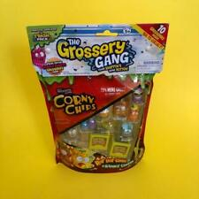 Trash Pack Grossery Gang Trashies Corny Chips Sealed 10 Figures Pack Set